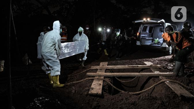 Satgas: Angka Kematian Covid-19 Tertinggi di Jatim dan Jateng