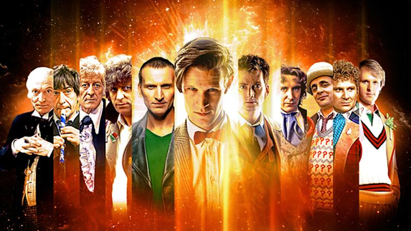 BBC America in 'Doctor Who' Overdrive for 50th Anniversary