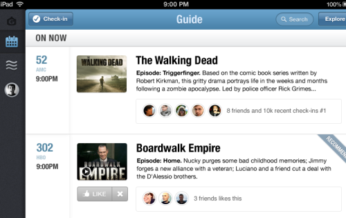 GetGlue Hits 3M Users, Launches 'HD' Update to App