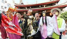 彰化南瑤宮21日上演布袋戲「媽祖與龍王」