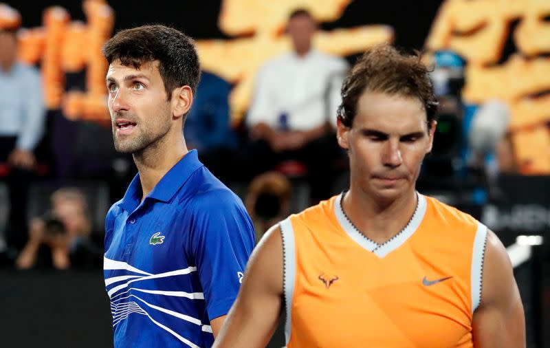 Djokovic and Nadal rally for merger of ATP Cup and Davis Cup