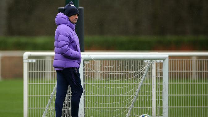 Resep Rahasia Kesuksesan Jose Mourinho di Tottenham Hotspur
