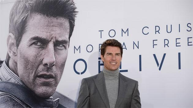 Tom Cruise Signs on for More Space Travel in 'Yukikaze'