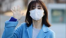 [MD PHOTO] 韓國女藝人樸河宣出演SBS電臺節目
