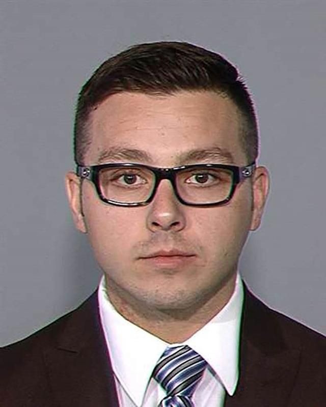 "Former officer Philip ""Mitch"" Brailsford was acquitted in the fatal shooting of an unarmed man. (Maricopa County Sheriff's Office)"