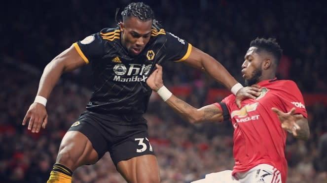 Pemain Wolverhampton Wanderers, Adama Traore