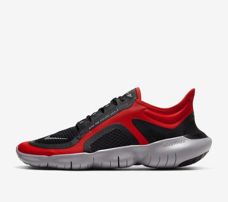 Men's Free RN 5.0 Shield Shoes. Image via Nike.