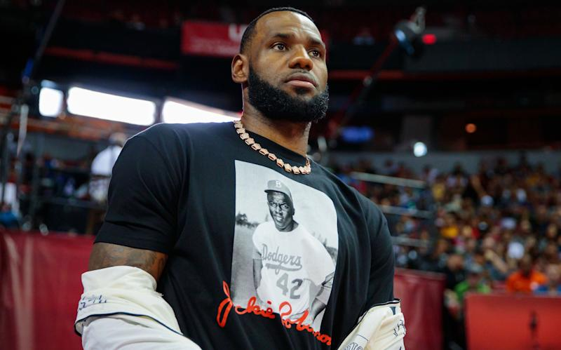 At the reported urging of LeBron James, David Griffin painted a different picture of his scrutinized comments over his time in Cleveland. (Reuters)
