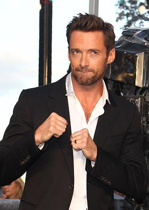 Hugh Jackman's Mighty Fist Injures Wrestler