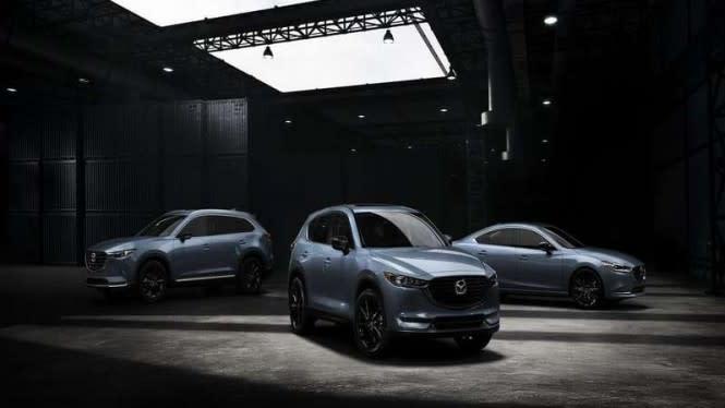 Mazda Bikin Mobil Edisi Gelap, Tapi Gak Pakai Warna Hitam di Bodinya
