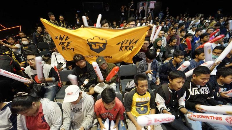 Fans RRQ Hoshi