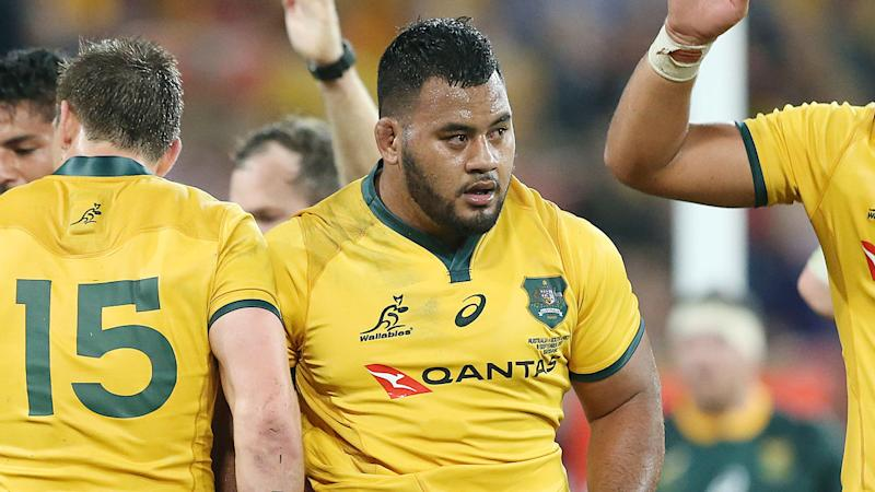 Wallaby Taniela Tupou robbed of phone in South Africa