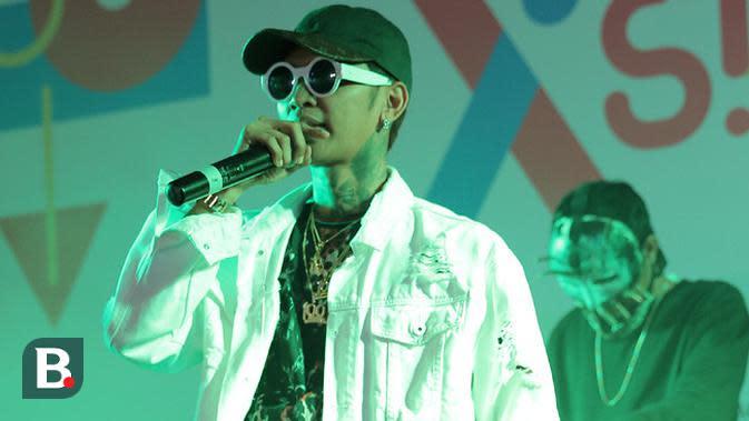 Young Lex (Foto: Deki Prayoga/Bintang.com)