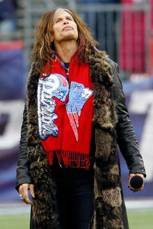 The Story Behind Steven Tyler's Amazing Technicolor Dreamscarf