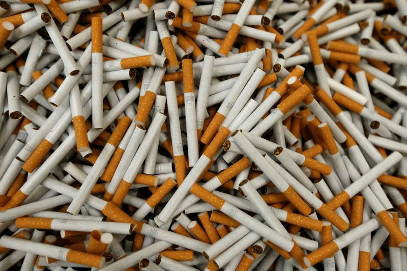 Brazil gives big tobacco companies 30 days notice in smoking lawsuit