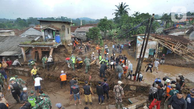 Musim Hujan, Warga Garut di Zona Merah Bencana Diminta Waspada