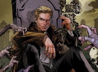 Pilot News: NBC Orders DC Comics' Constantine and Mysteries of Laura Procedural