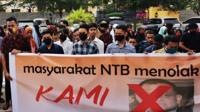 Deklarasi KAMI di Lombok Ditolak Masyarakat, Dianggap Serupa Makar