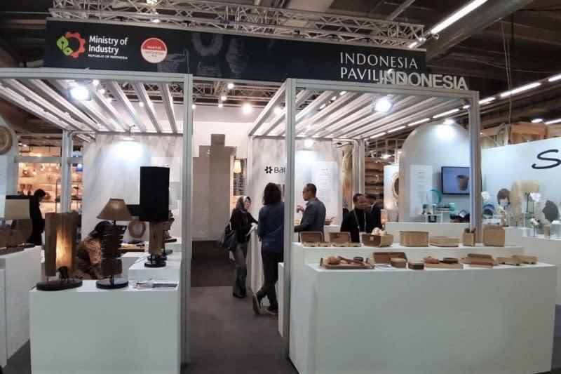 IKM  cetak penjualan 1,57 juta dolar AS di Messe Frankfurt