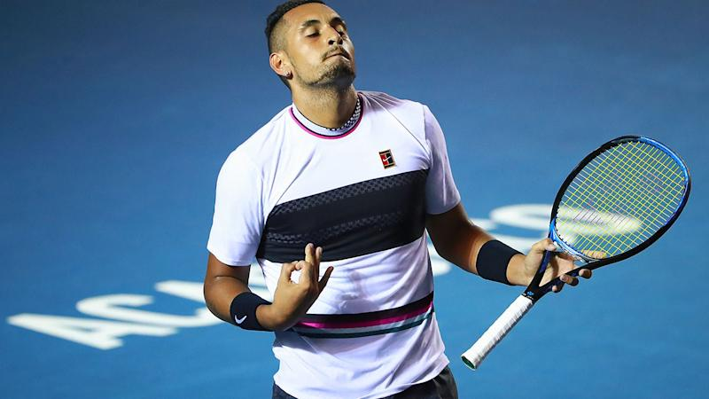 Kyrgios wins Mexican Open and claims fifth ATP Tour title
