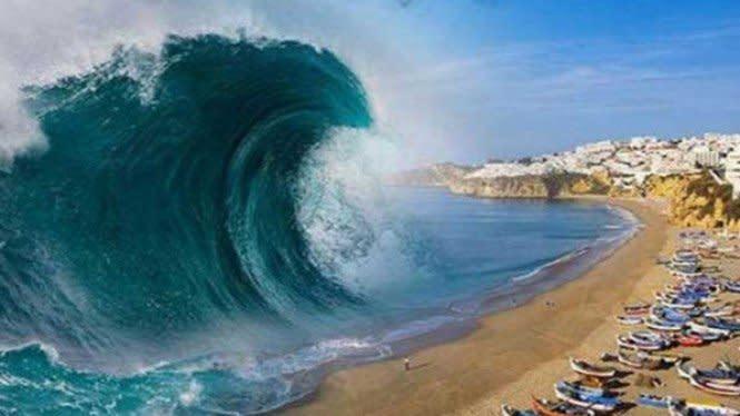 Stageof Pasuruan: Gempa Berpotensi Tsunami Besar Terjadi Jika...