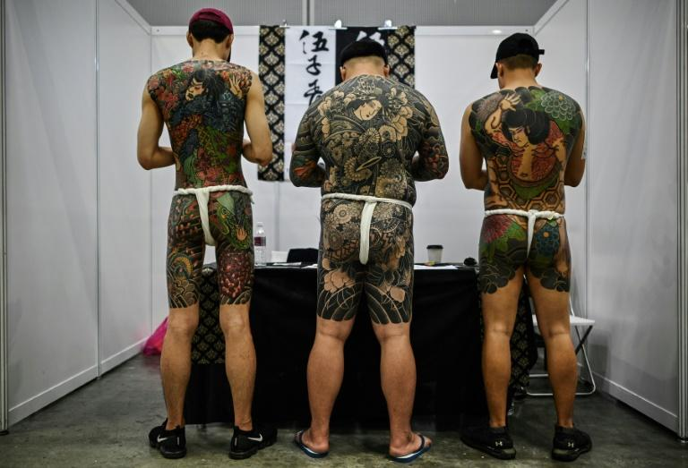 """The """"Tattoo Malaysia Expo"""" in the capital Kuala Lumpur attracted people from all over the world"""