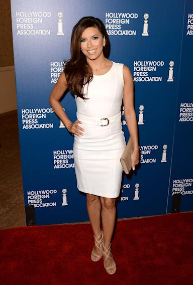 Hollywood Foreign Press Association's 2013 Installation Luncheon - Arrivals
