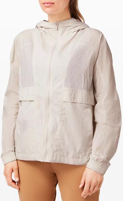 Hood Lite Jacket (Photo via Lululemon)