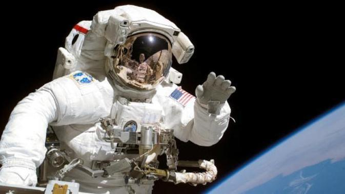 Empat Astronaut AS Bakal Pilih Presiden dari Luar Angkasa