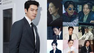 金宇彬王者回歸!新作電視劇《快遞員》&《我們的藍調》、電影《外星+人》待上映