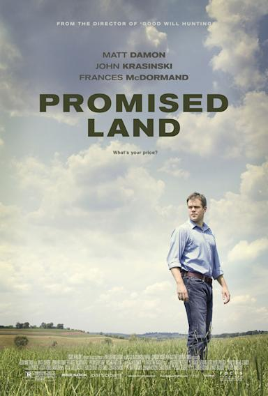 "Fox Searchlight's ""Promised Land"" - 2013"