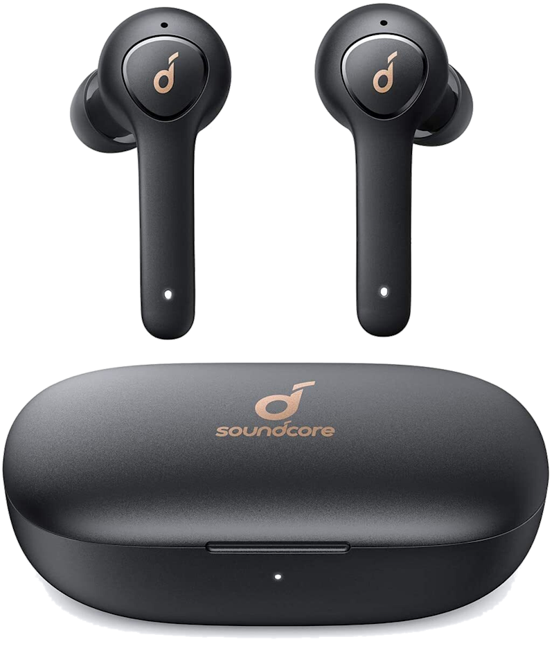Anker Soundcore Life P2 True Wireless Earbuds. Image via Amazon.