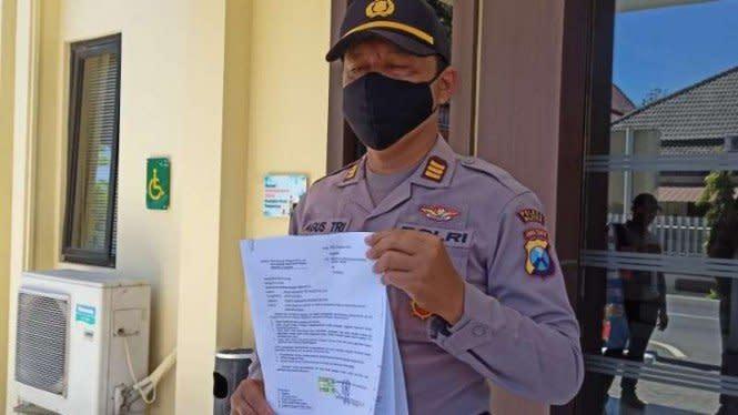 Kasat Sabhara Polres Blitar Batal Mengundurkan Diri