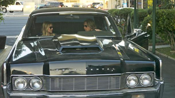 """Dax Shepard gives his hot rod/daily driver a star role in """"Hit and Run"""""""
