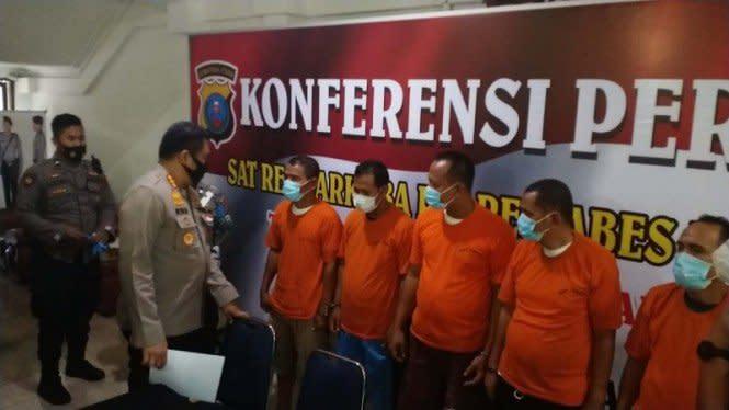 Pejabat Aceh yang Ditangkap Usai Pesta Narkoba Sempat Positif Corona