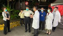 和平醫院急診暫停 22醫護出院隔離