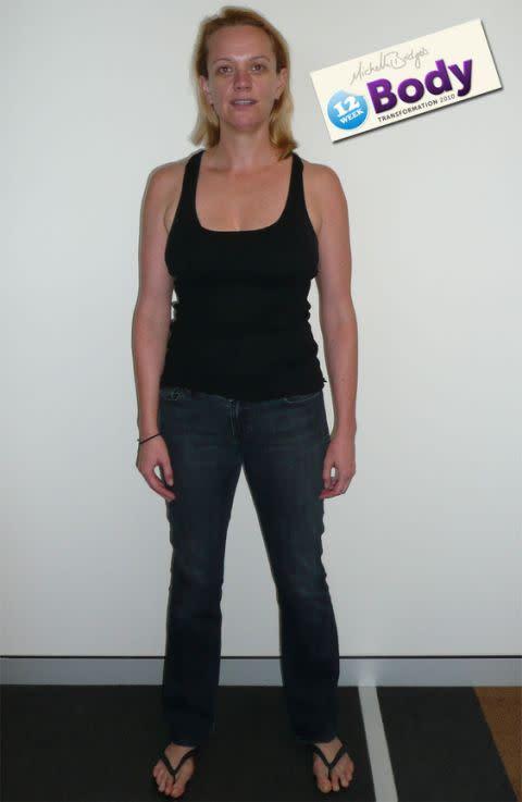 Al's 12 Week Body Transformation Blog