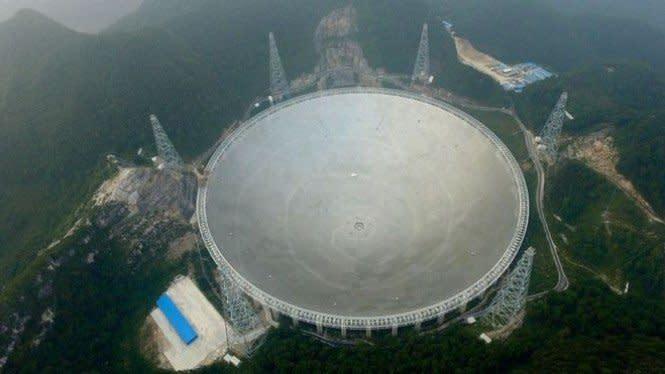 China Mencari Ilmu hingga ke Luar Angkasa