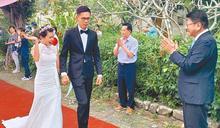 25對新人 屏東浪漫完婚