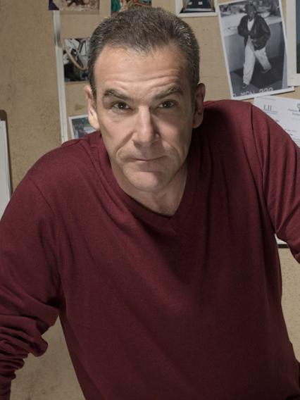 "Mandy Patinkin, ""Criminal Minds"""