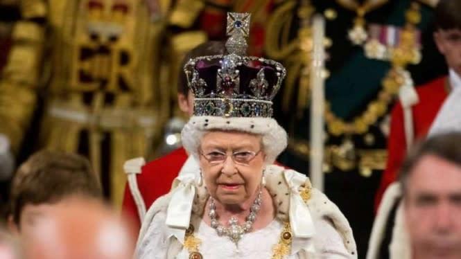 Berlian di Mahkota Kerajaan Inggris Berasal dari Bagian Terdalam Bumi