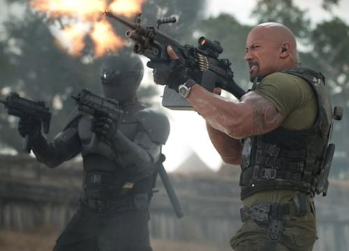 REVIEW: Meatheaded 'G.I. Joe: Retaliation' Should Be Titled 'Regurgitation'