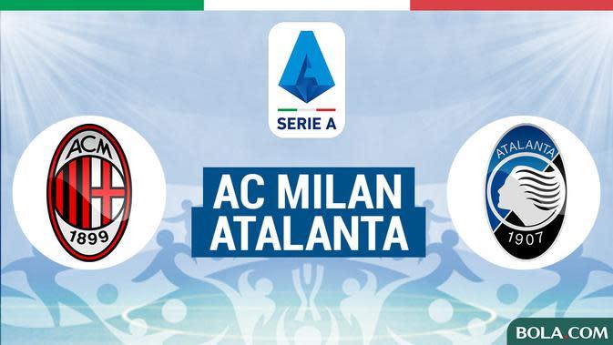 5 Fakta Menarik Setelah AC Milan Bermain Imbang Kontra Atalanta