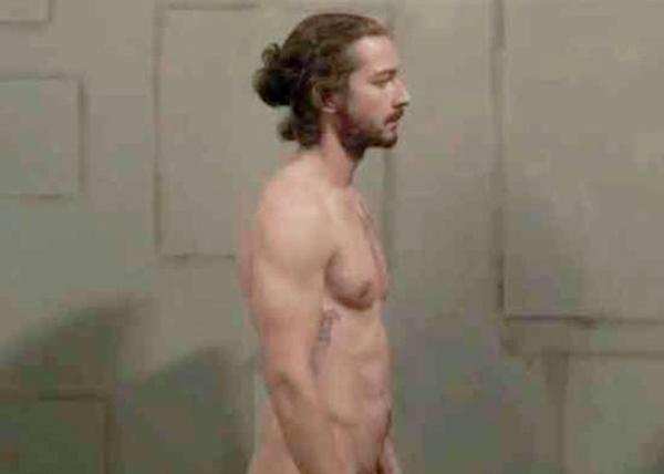 Non-Clotheshorses Shia LaBeouf, Mischa Barton & Erykah Badu Strip For Music Videos