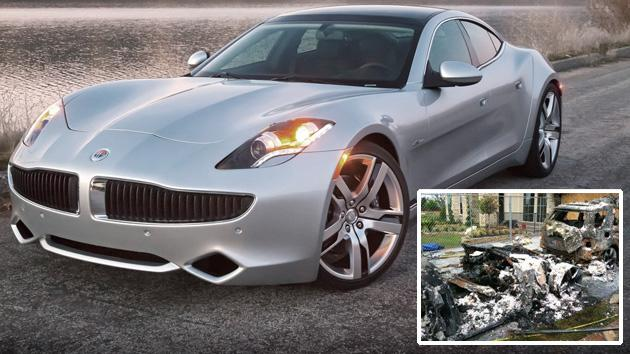 Fisker Karma owner blames house fire on car, offended by Fisker's doubts