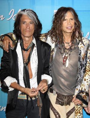 Reason To Be Happy Steven Tyler Quit 'Idol': New Aerosmith Music!