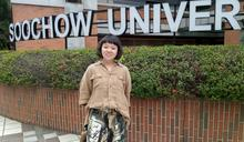 母親節重逢印尼保姆滿週年 許紫涵力學印尼文送感恩卡片