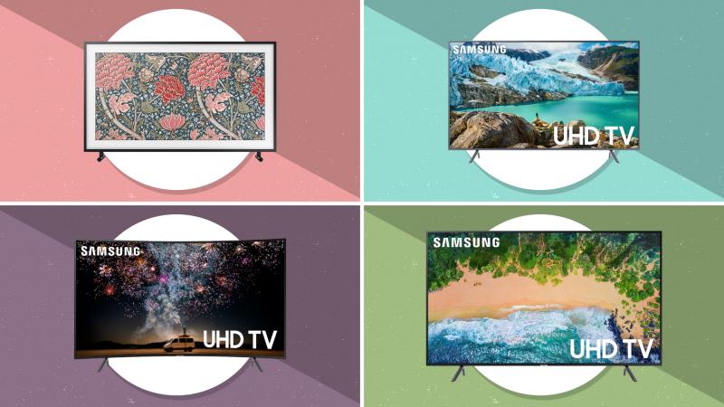Big sale on Samsung TVs. (Photo: Walmart)