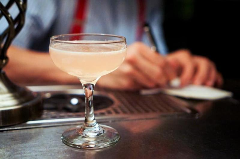 Milk & Honey is known for its stellar cocktails and speakeasy theme - @joanna.lin/Instagram