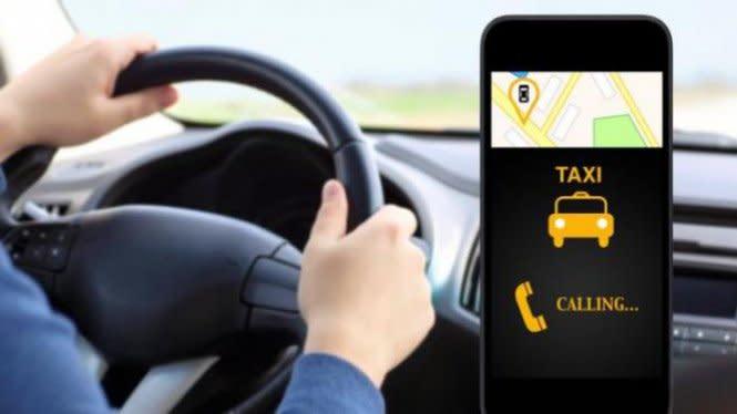 Pengemudi Taksi Online yang Pakai Mobil Listrik akan Dapat Insentif